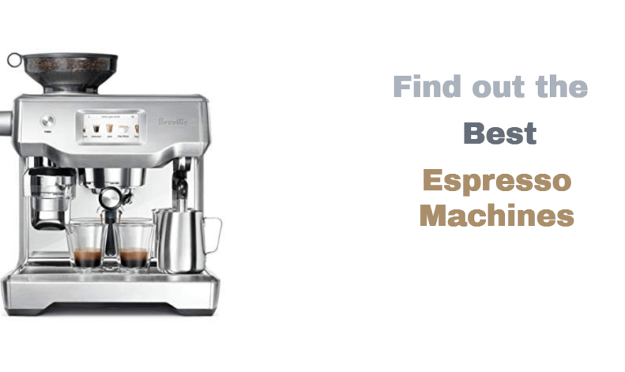 The Best Espresso Machines for 2020