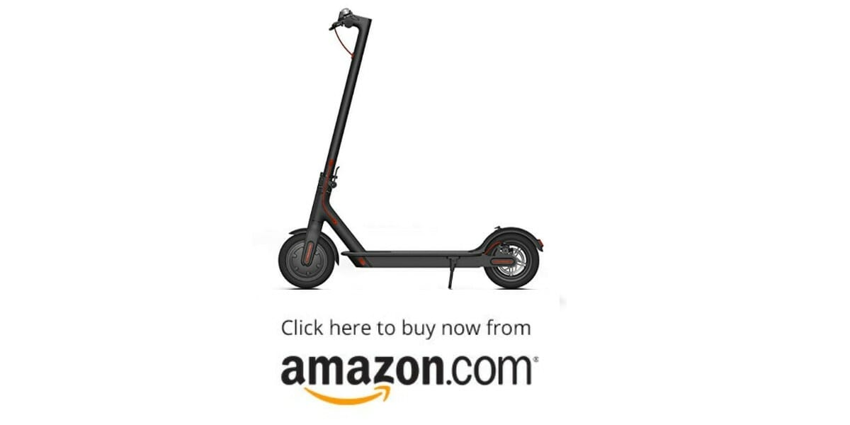 Mi Electric Scooter  on Amazon