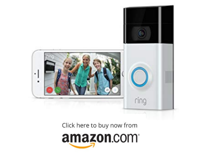 Ring   Video Doorbell 2 with HD Video, Motion Activated Alerts, Easy Installation  on amazon