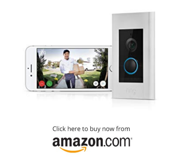 Ring   Video Doorbell Elite   on amazon