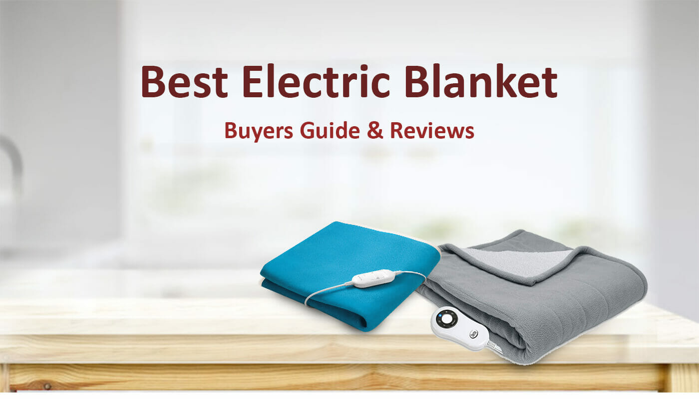 best rated electric blanket