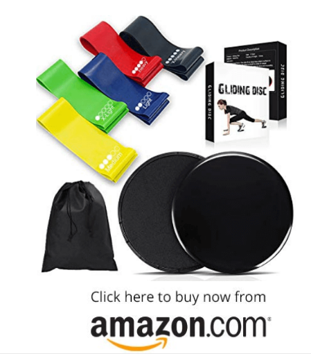 GoTravel2 Resistance Bands and Sliders on amazon
