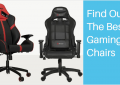 BEST GAMING CHAIRS FOR BIG GUYS