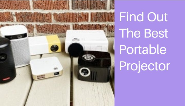 Best Portable Projector For Outdoor Movies